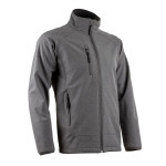 SOBA SOFTSHELL VESTE, MAN, MOTTLED